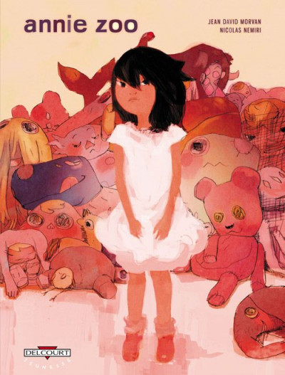 Couverture annie zoo tome 1