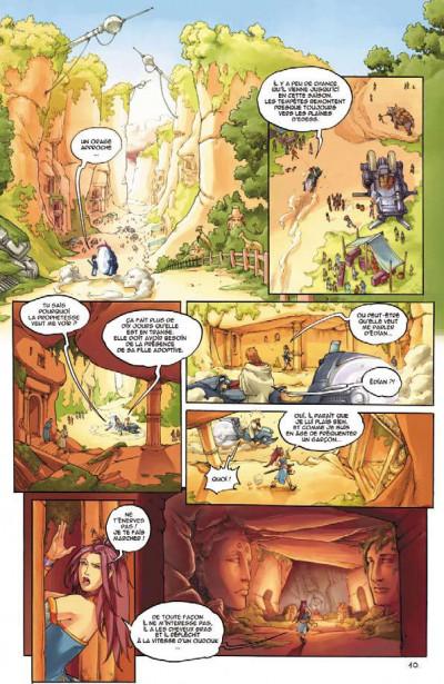 Page 1 ether tome 1 - la voie du setta (1ère partie)