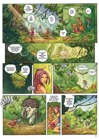 Page 3 ether tome 1 - la voie du setta (1ère partie)
