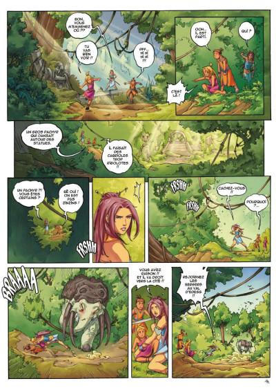 Page 4 ether tome 1 - la voie du setta (1ère partie)