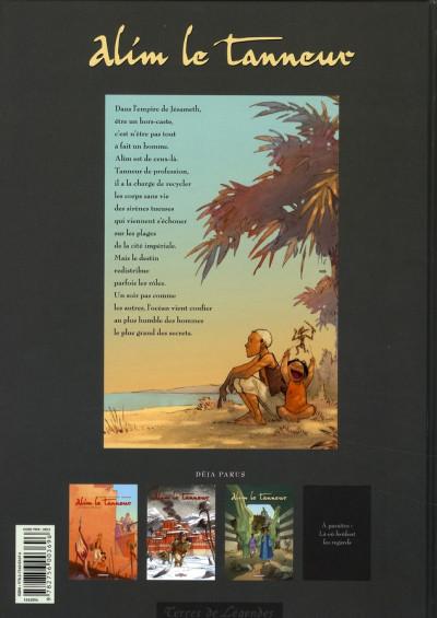 Dos alim le tanneur tome 3 - la terre du prophète pâle