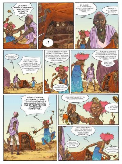 Page 1 alim le tanneur tome 3 - la terre du prophète pâle