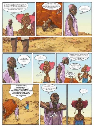 Page 2 alim le tanneur tome 3 - la terre du prophète pâle