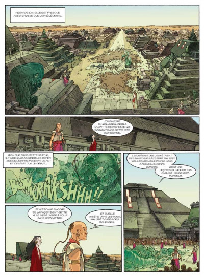 Page 3 alim le tanneur tome 3 - la terre du prophète pâle