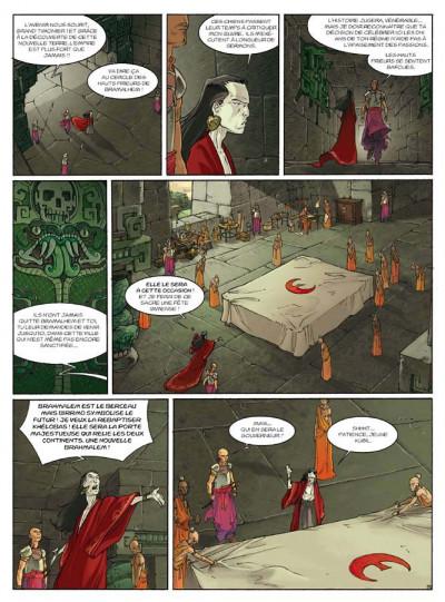 Page 4 alim le tanneur tome 3 - la terre du prophète pâle