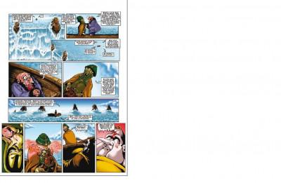 Page 2 les enquêtes de goirid et leodhas tome 3 - un fléau pour la vie