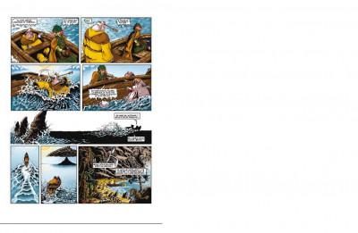 Page 3 les enquêtes de goirid et leodhas tome 3 - un fléau pour la vie