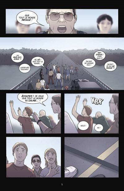 Page 8 girls tome 2 - émergence