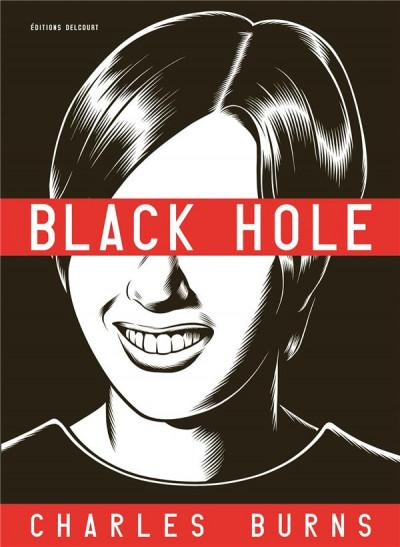 Couverture black hole - intégrale tome 1 à tome 6