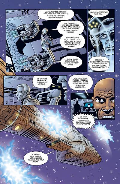 Page 5 star wars - l'empire écarlate tome 2 - héritage