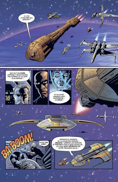 Page 6 star wars - l'empire écarlate tome 2 - héritage