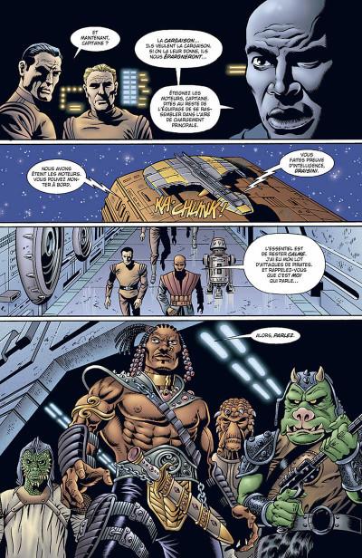 Page 7 star wars - l'empire écarlate tome 2 - héritage