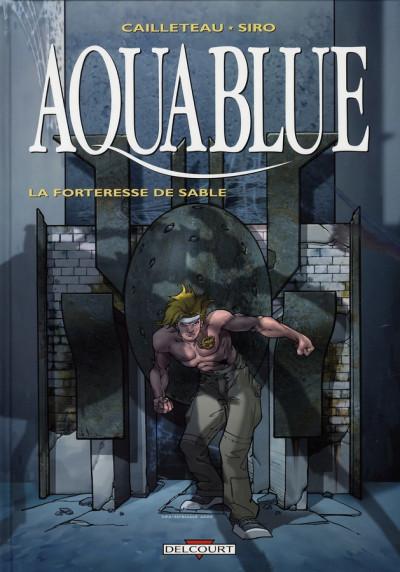 Couverture Aquablue tome 11