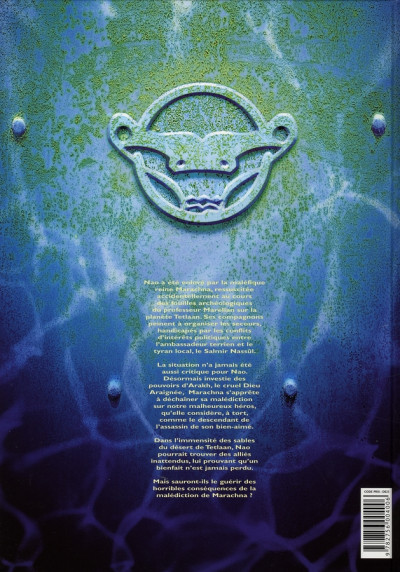 Dos Aquablue tome 11