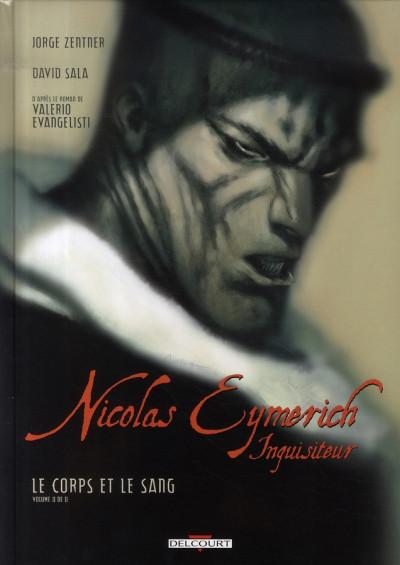 image de nicolas eymerich, inquisiteur tome 4 - le corps et le sang