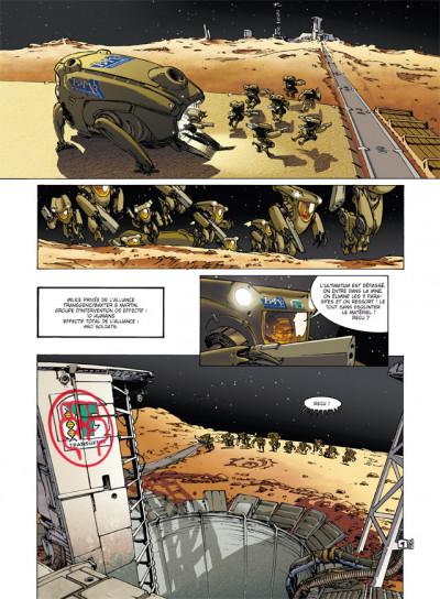 Page 1 carmen mc callum tome 8 - dans le vide de kirkwood