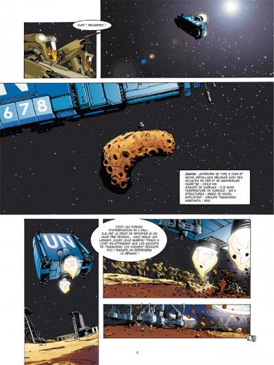 Page 2 carmen mc callum tome 8 - dans le vide de kirkwood