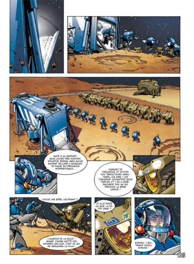 Page 3 carmen mc callum tome 8 - dans le vide de kirkwood