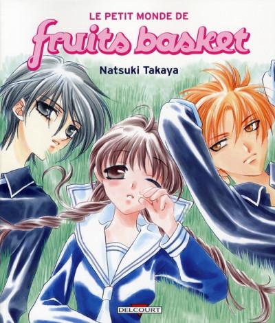 image de fruits basket ; le petit monde de fruits basket