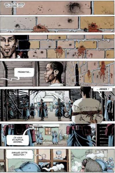 Page 1 le coeur des batailles tome 1 - la marne