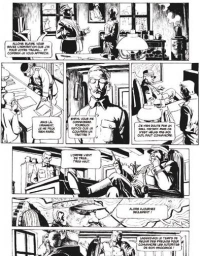 Page 2 le coeur des batailles tome 1 - la marne