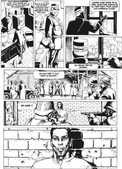 Page 3 le coeur des batailles tome 1 - la marne
