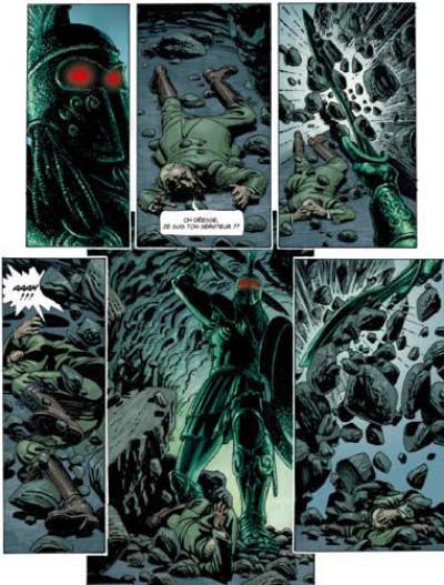 Page 4 l'histoire secrète tome 8 - les 7 piliers de la sagesse