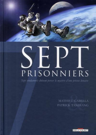 Couverture 7 prisonniers