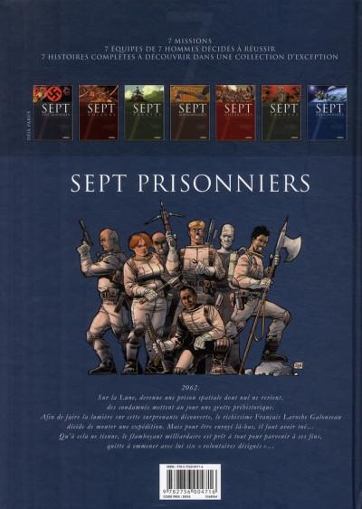 Dos 7 prisonniers