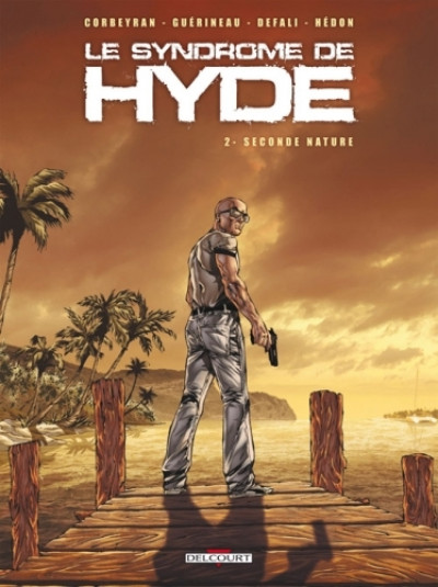 image de le syndrome de hyde tome 2 - seconde nature