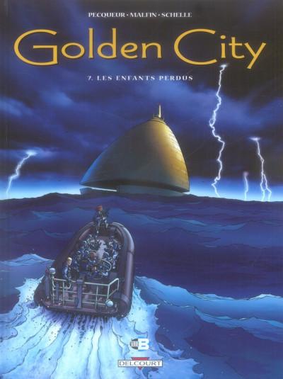 image de golden city tome 7 - les enfants perdus