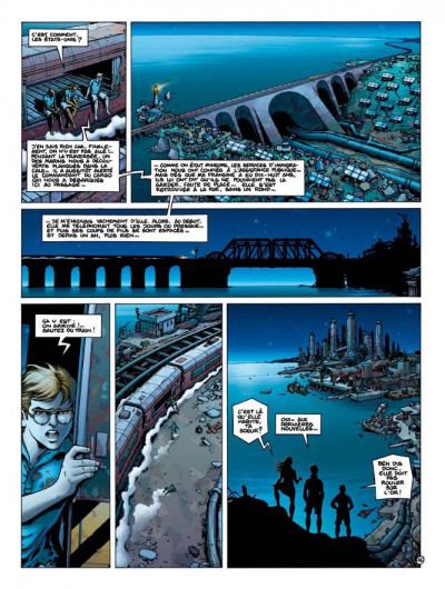 Page 1 golden city tome 7 - les enfants perdus