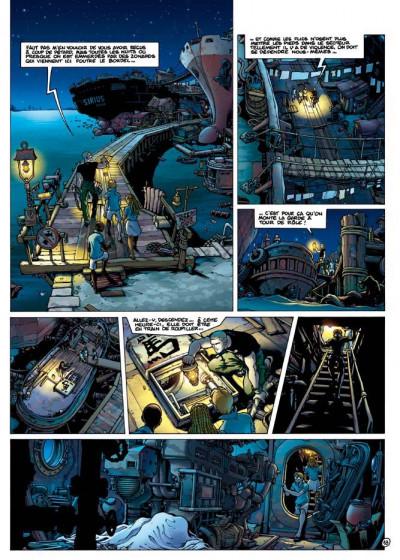 Page 3 golden city tome 7 - les enfants perdus