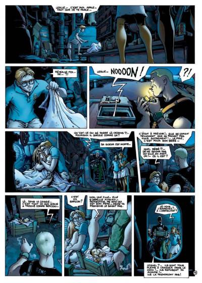 Page 4 golden city tome 7 - les enfants perdus