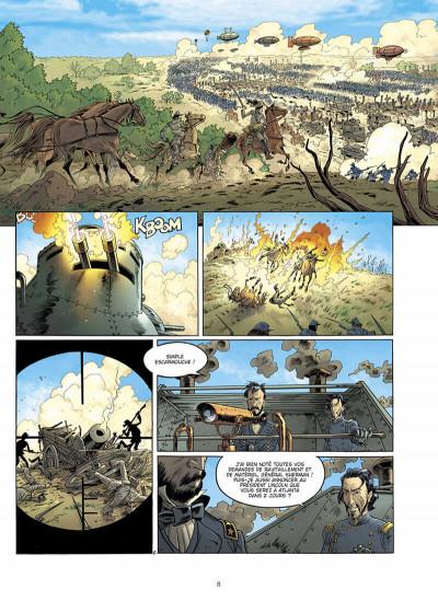 Page 5 hauteville house tome 4 - atlanta