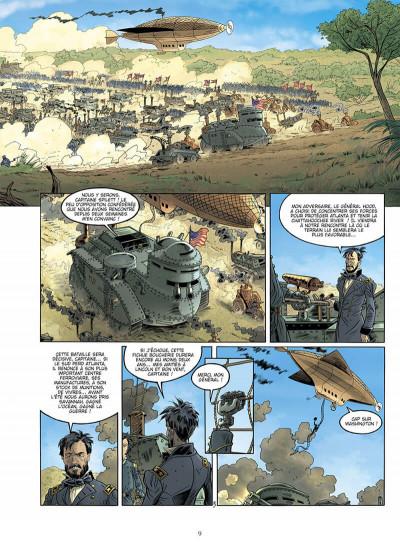 Page 6 hauteville house tome 4 - atlanta