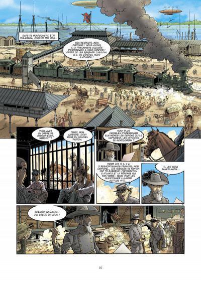Page 7 hauteville house tome 4 - atlanta