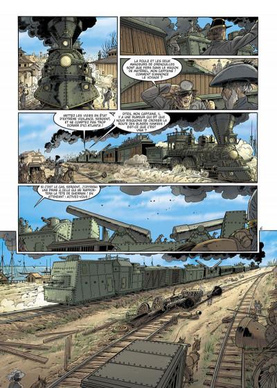 Page 9 hauteville house tome 4 - atlanta