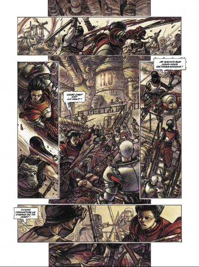 Page 1 les âmes d'hélios tome 4 - chaînes éternelles