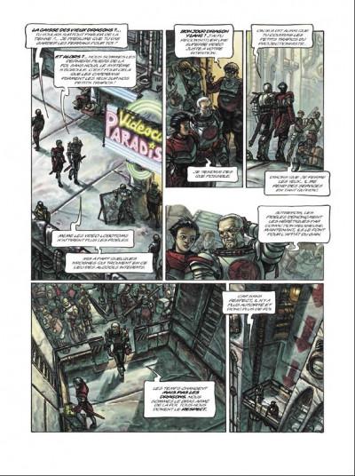 Page 2 les âmes d'hélios tome 4 - chaînes éternelles