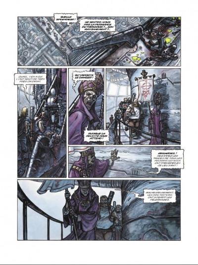 Page 3 les âmes d'hélios tome 4 - chaînes éternelles