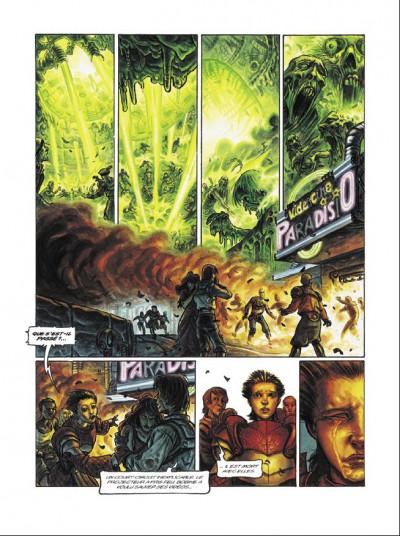 Page 4 les âmes d'hélios tome 4 - chaînes éternelles
