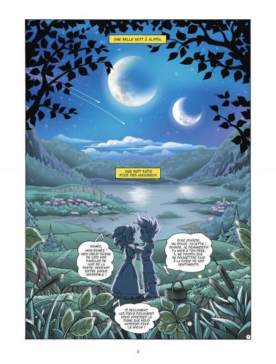 Page 4 Les légendaires tome 7