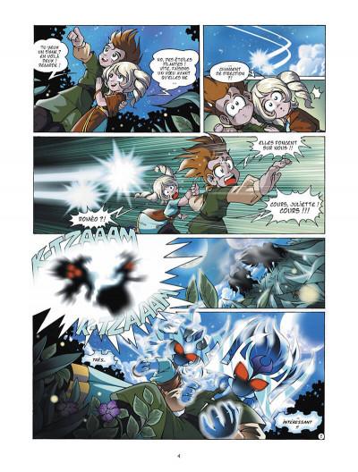 Page 5 Les légendaires tome 7