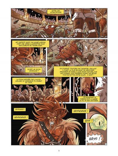 Page 6 Les légendaires tome 7