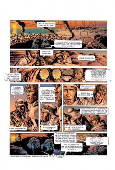 Page 2 l'histoire secrète tome 10 - la pierre noire
