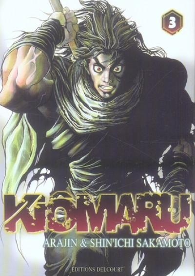 Kiômaru Tome 3 - Arajin,Shin'ichi Sakamoto