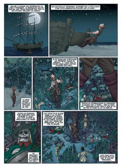 Page 1 Les aventures extraordinaires de nelson lobster tome 2