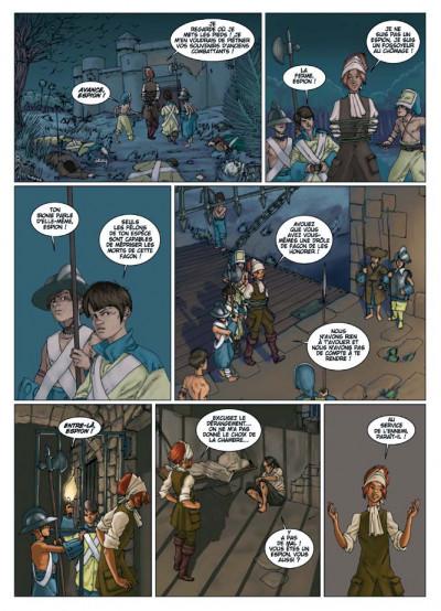 Page 3 Les aventures extraordinaires de nelson lobster tome 2