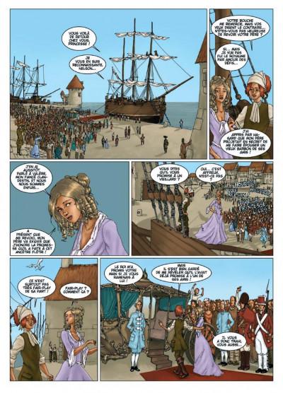 Page 4 Les aventures extraordinaires de nelson lobster tome 2
